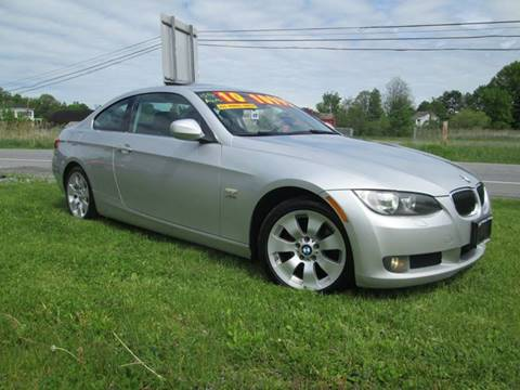 2010 BMW 3 Series for sale at Saratoga Motors in Gansevoort NY