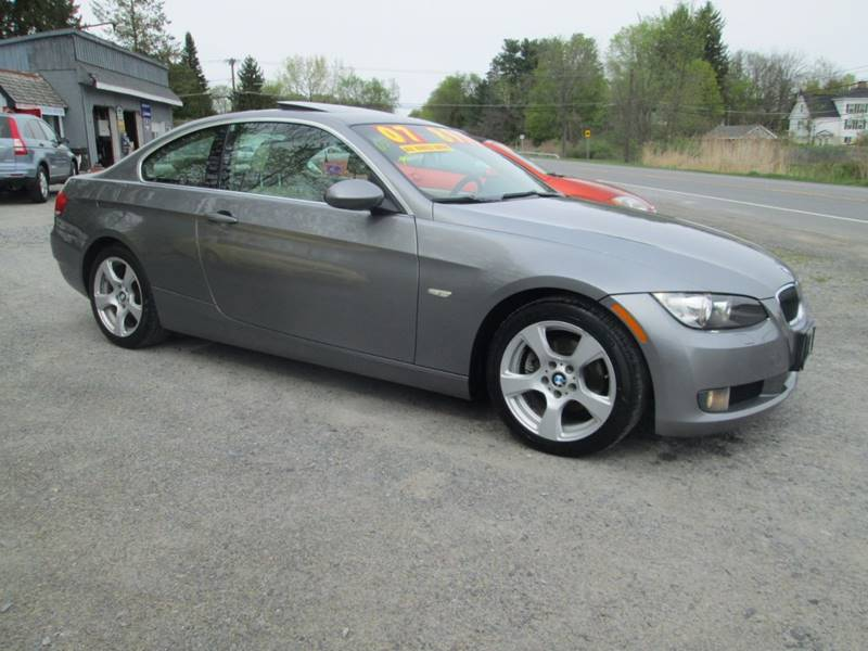 2007 Bmw 3 Series Awd 328xi 2dr Coupe In Gansevoort Ny Saratoga Motors