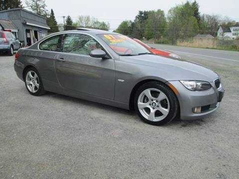 2007 BMW 3 Series for sale at Saratoga Motors in Gansevoort NY