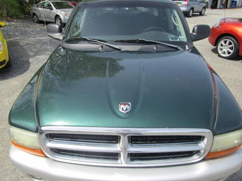 2002 Dodge Dakota 4dr Quad Cab SLT Plus 4WD SB - Gansevoort NY