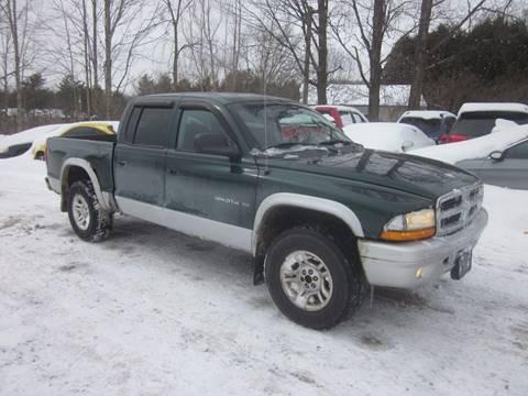 2002 Dodge Dakota for sale in Gansevoort, NY