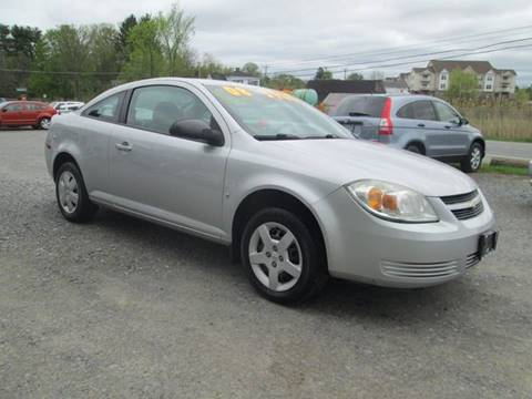 2008 Chevrolet Cobalt for sale at Saratoga Motors in Gansevoort NY
