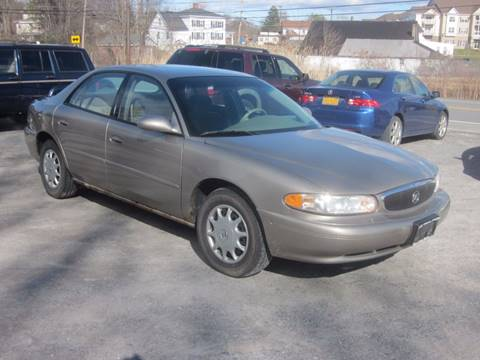 2003 Buick Century for sale at Saratoga Motors in Gansevoort NY