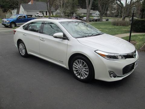 2015 Toyota Avalon Hybrid for sale at Saratoga Motors in Gansevoort NY