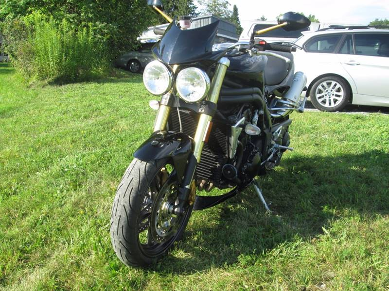 2006 Triumph Speed Triple  - Gansevoort NY