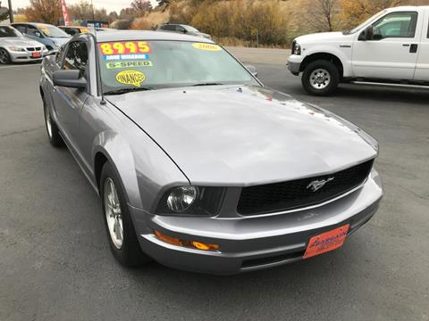 2006 Ford Mustang for sale in Garden City, ID
