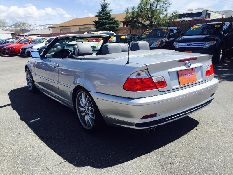 Bmw Series Ci Dr Convertible In Garden City ID - 2002 bmw 330 convertible