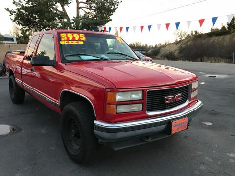 1997 GMC Sierra 1500 for sale in Garden City, ID