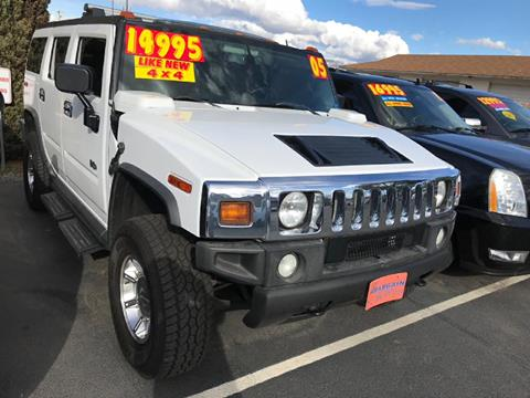 2005 HUMMER H2 for sale in Garden City, ID
