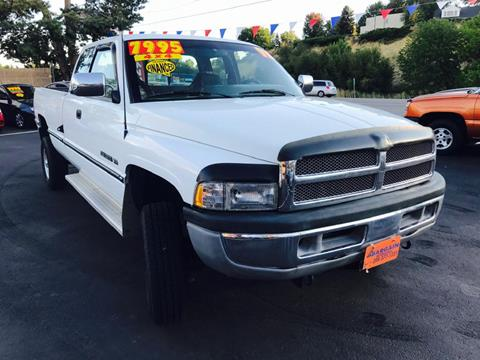 1996 Dodge Ram Pickup 2500 for sale in Garden City, ID