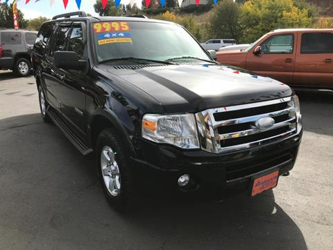 2008 Ford Expedition EL for sale in Garden City, ID