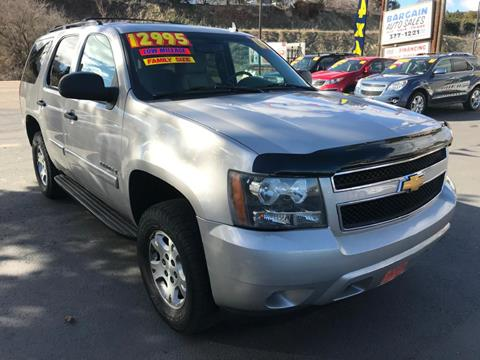 2008 Chevrolet Tahoe for sale in Garden City, ID