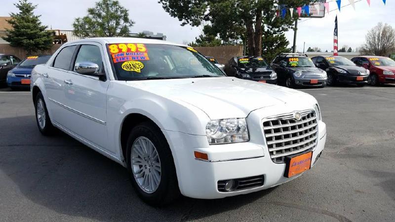 garden city chrysler. 2010 Chrysler 300 Touring 4dr Sedan - Garden City ID