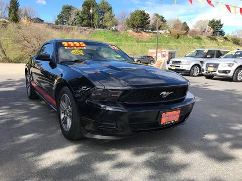2012 Ford Mustang for sale in Garden City, ID