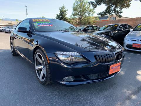 2010 BMW 6 Series for sale in Garden City, ID