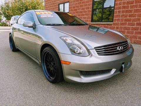 2006 Infiniti G35 for sale in Garden City, ID