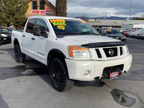 2009 Nissan Titan for sale in Garden City, ID