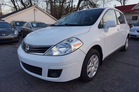 2012 Nissan Versa for sale in Madison, TN