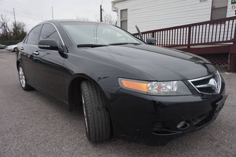 2007 Acura TSX for sale in Madison, TN