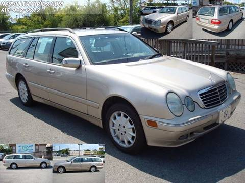 2000 Mercedes-Benz E-Class for sale in Madison, TN