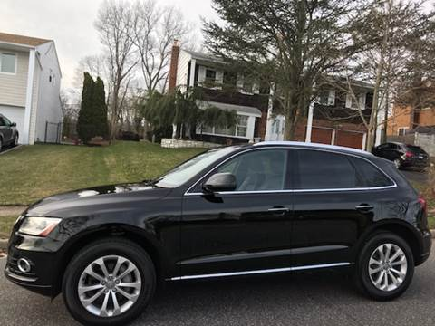 2015 Audi Q5 for sale at Primary Motors Inc in Commack NY