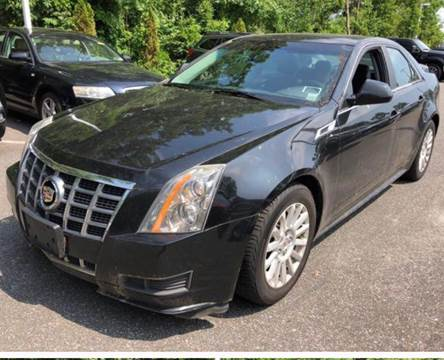 2012 Cadillac CTS for sale at Primary Motors Inc in Commack NY
