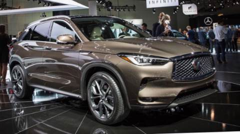 2019 Infiniti QX50 for sale in Commack, NY