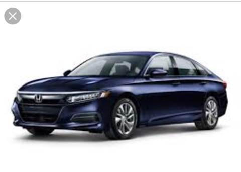 2018 Honda Accord for sale in Commack, NY