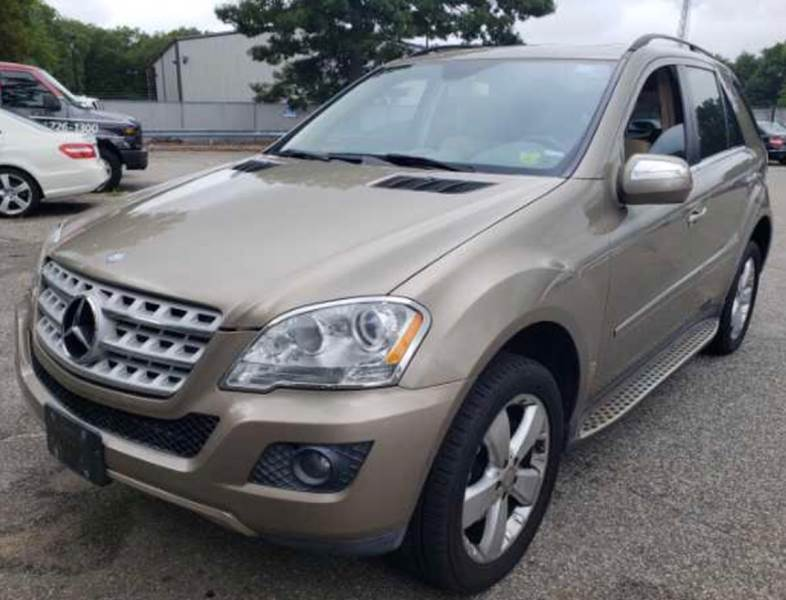 2010 Mercedes Benz M Class Ml 350 4matic In Commack Ny Primary