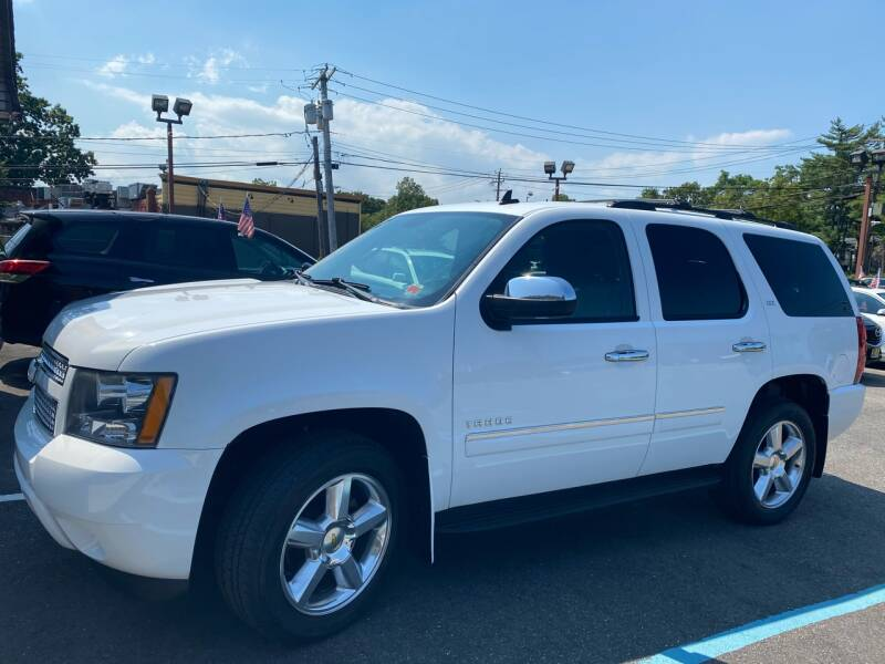 2010 Chevrolet Tahoe for sale at Primary Motors Inc in Commack NY