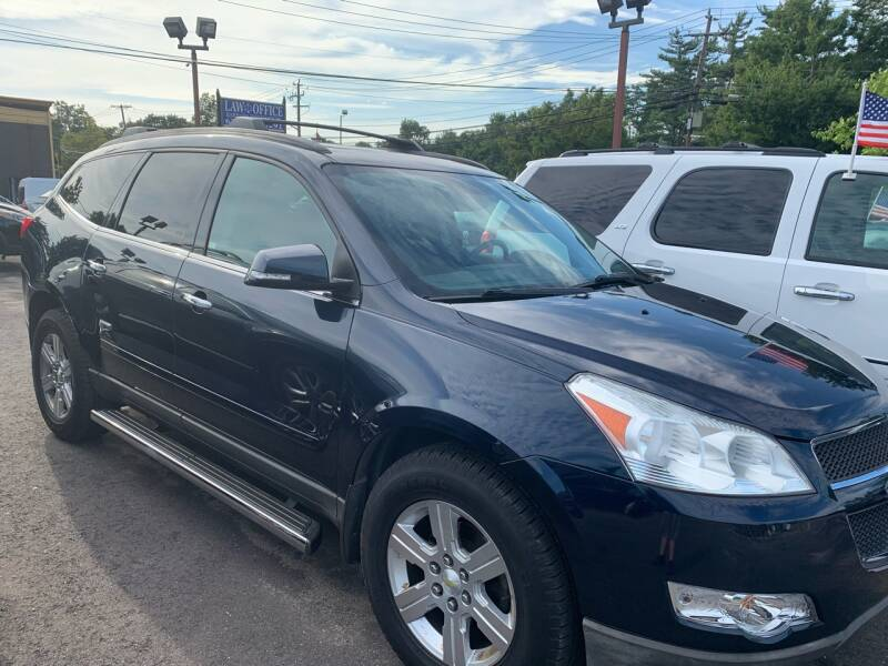 2011 Chevrolet Traverse for sale at Primary Motors Inc in Commack NY