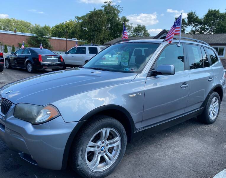 2006 BMW X3 for sale at Primary Motors Inc in Commack NY