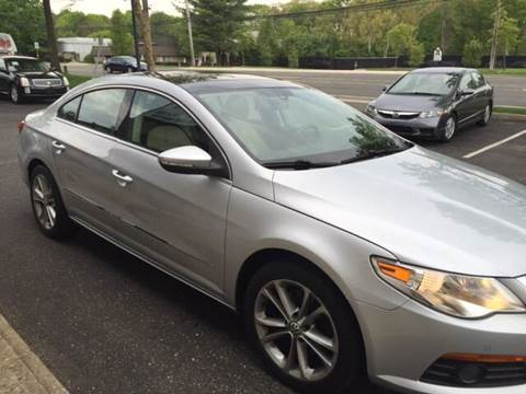 2009 Volkswagen CC for sale at Primary Motors Inc in Commack NY