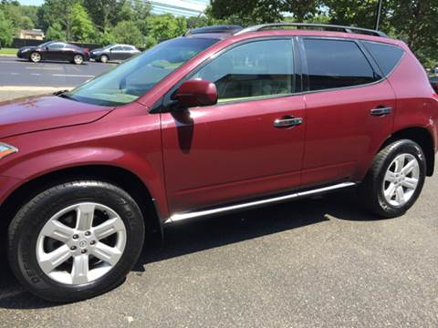 2006 Nissan Murano for sale at Primary Motors Inc in Commack NY