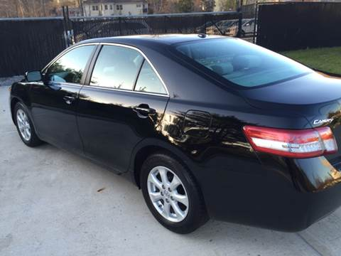 2011 Toyota Camry for sale at Primary Motors Inc in Commack NY