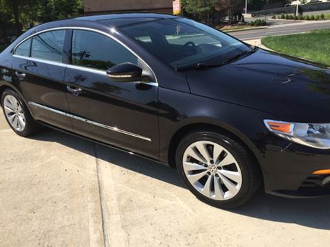 2010 Volkswagen CC for sale at Primary Motors Inc in Commack NY