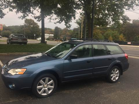 2006 Subaru Outback for sale at Primary Motors Inc in Commack NY