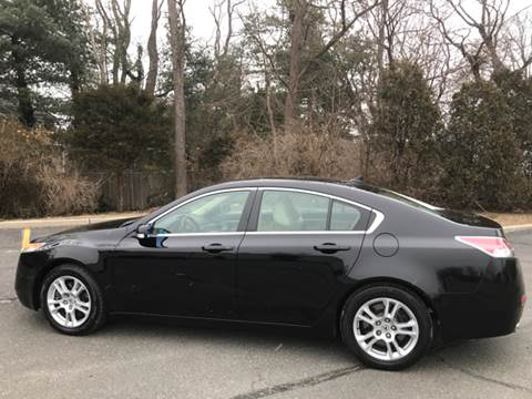 2010 Acura TL for sale in Commack, NY