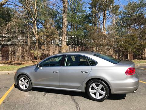 2013 Volkswagen Passat for sale at Primary Motors Inc in Commack NY