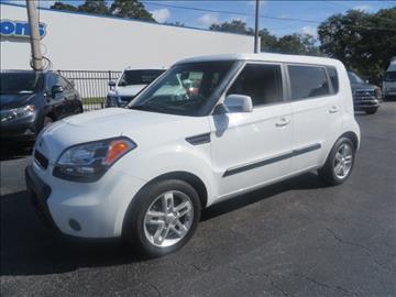 2011 Kia Soul for sale in Tampa, FL