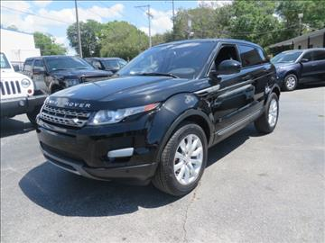 2015 Land Rover Range Rover Evoque for sale in Tampa, FL