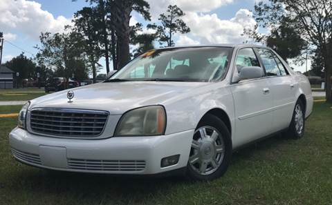 2004 Cadillac DeVille for sale in Charleston, SC