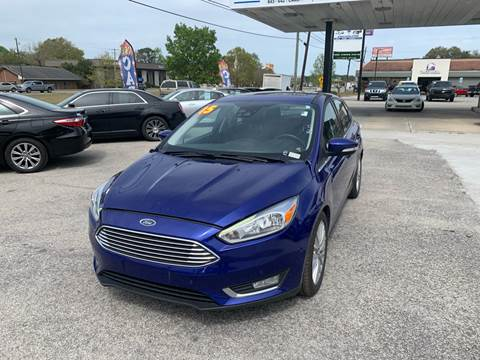 2015 Ford Focus for sale in Charleston, SC