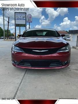 2016 Chrysler 200 for sale in Charleston, SC