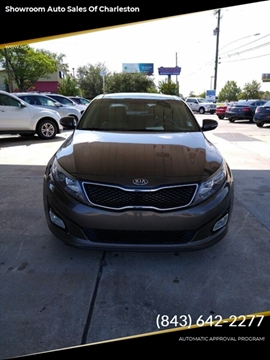 2014 Kia Optima for sale in Charleston, SC