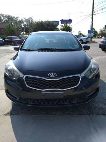 2015 Kia Forte for sale in Charleston, SC