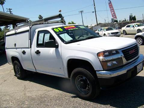 2008 GMC Canyon for sale in Modesto, CA