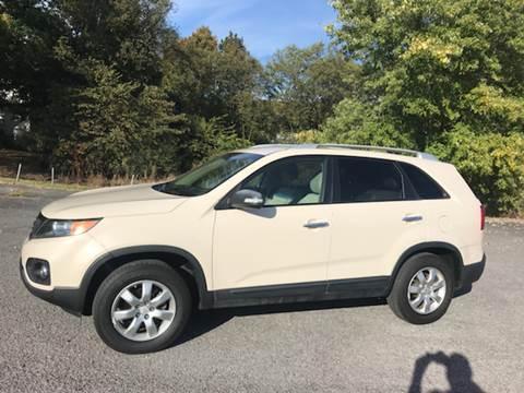 2011 Kia Sorento for sale in White Pine, TN