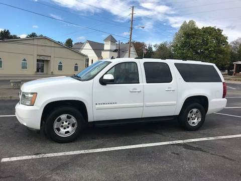 2008 Chevrolet Suburban for sale in White Pine, TN