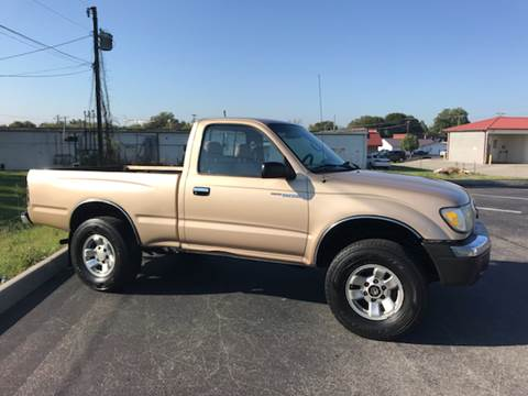 1999 Toyota Tacoma for sale in White Pine, TN
